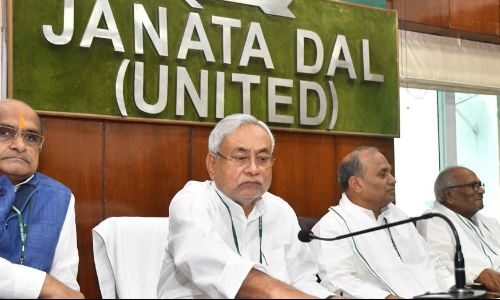 JD(U) to go it alone in Jharkhand assembly polls