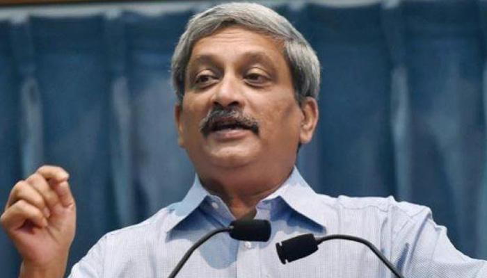 Manohar Parrikar submits resignation; likely to become Goa CM