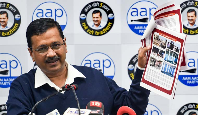 AAP announces list of 70 candidates