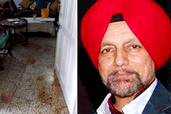 Senior Journalist KJ Singh, Mother Found Dead In Mohali, Murder Suspected