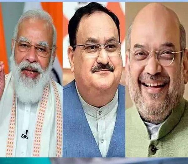PM Narendra Modi meets Amit Shah, BJP chief JP Nadda amid cabinet reshuffle buzz