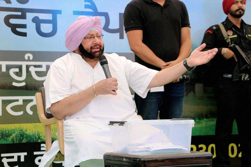 AAP will turn state into another Kashmir: Amarinder Singh