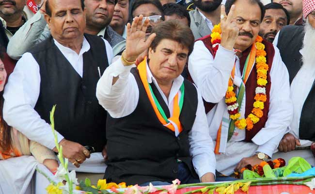 Raj Babbar offers to resign as UP Congress president