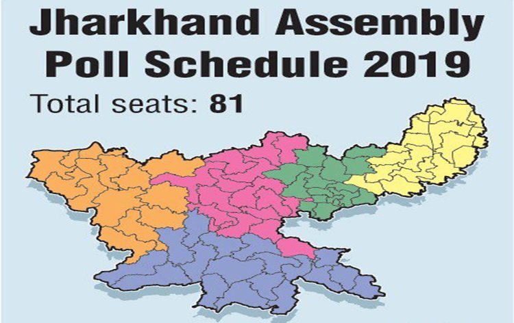 Campaigning reaches its peak for final phase of Jharkhand Assembly elections
