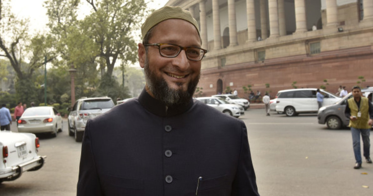 Agrees with SC observations on patriotism: Asaduddin Owaisi