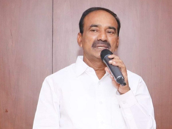 Eatala Rajender dares TRS leaders to come clean on their assets