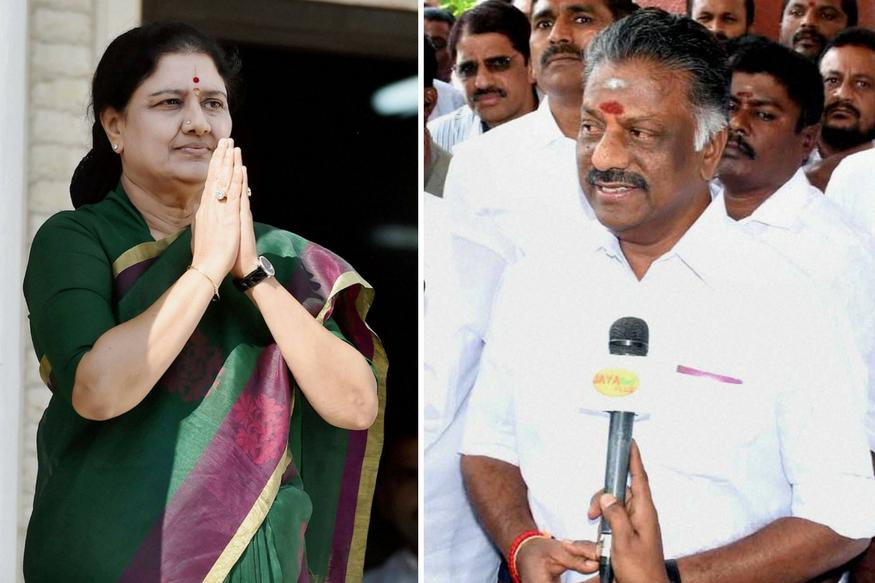 Sasikala versus Panneerselvam: TN Guv may wait for hurdles to settle