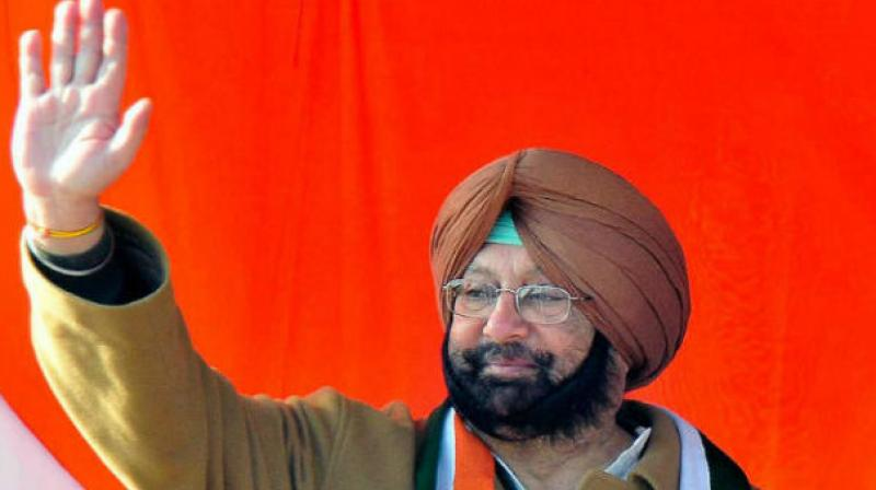 Amarinder confident of Congress