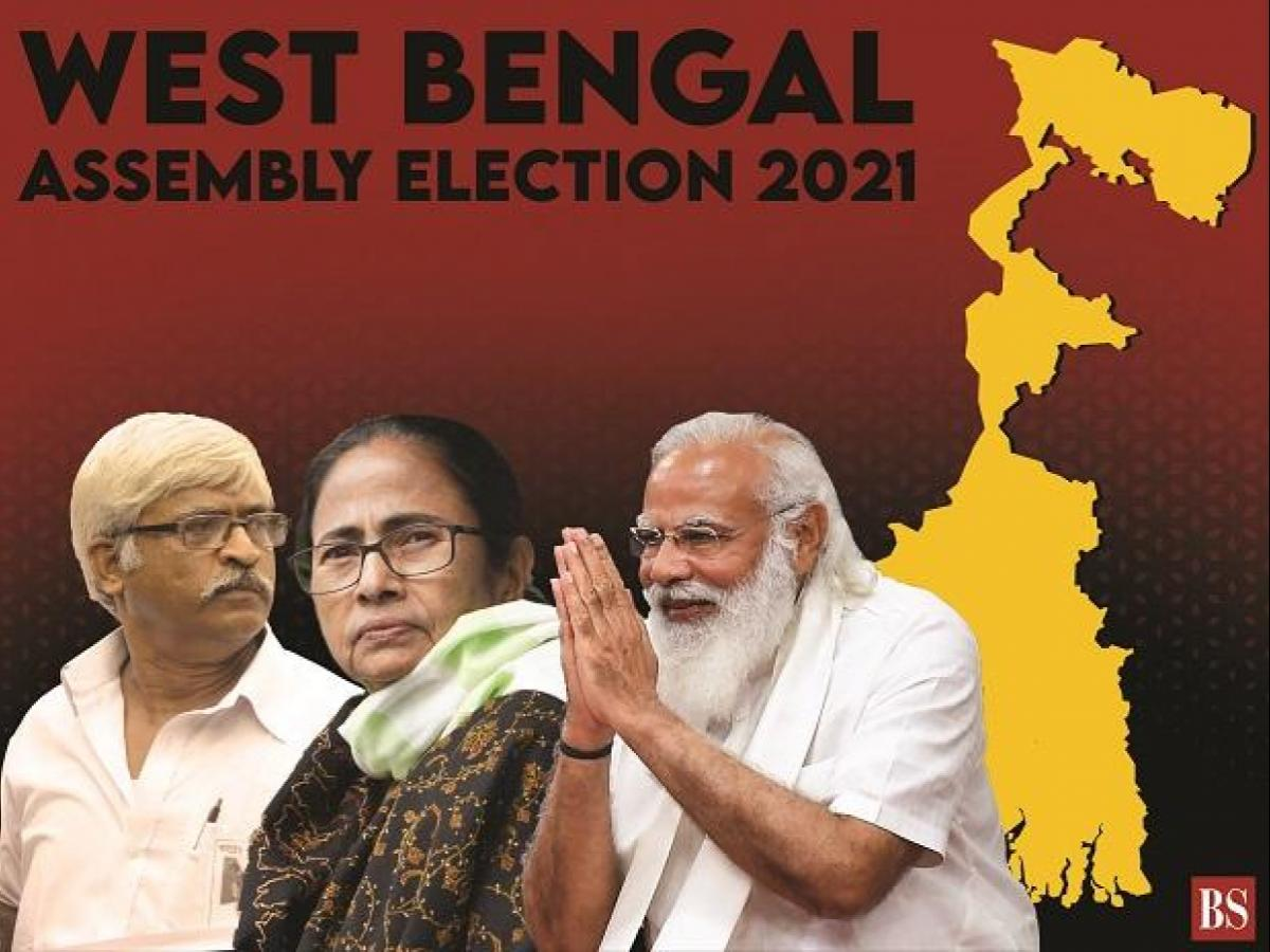 Campaigning for 5th phase of assembly elections in West Bengal to end today
