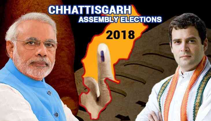 Campaigning reaches its peak for 2nd phase of assembly elections in Chhattisgarh