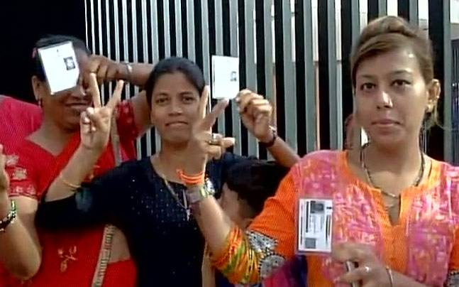 BMC civic polls 2017 live: Polling closes, record voter turnout at 52.17% in Mumbai