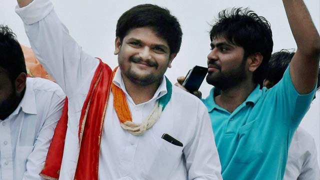 BMC polls 2017: Hardik Patel to address Sena rally