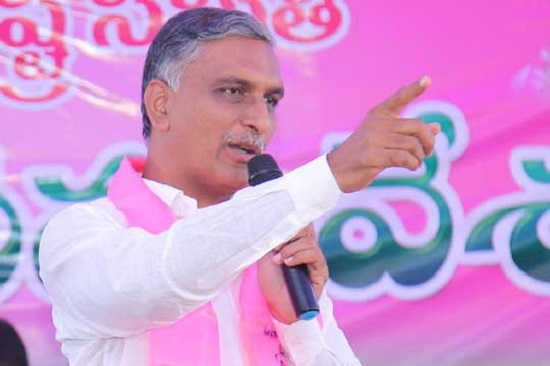 Centre will increase LPG cylinder price by Rs.200 on Nov 2: Harish Rao