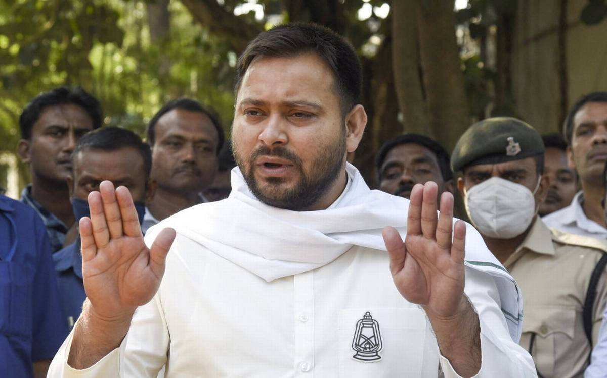 Tejashwi Yadav wins Raghopur by over 38,000 votes