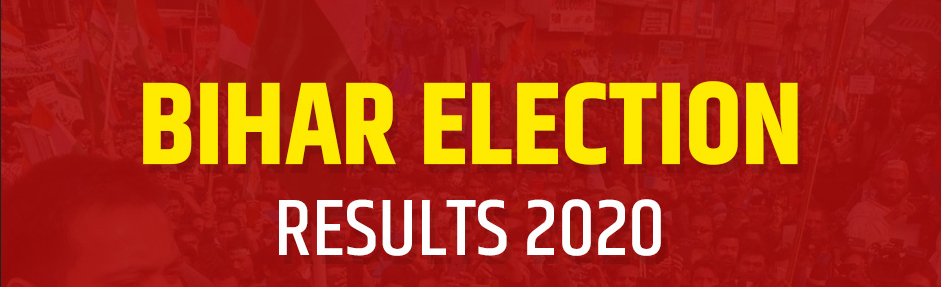 Bihar Election Results 2020 Party Wise Live Updates