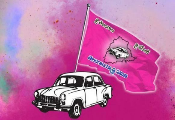 TRS party wins 13 seats so far, leading in 47