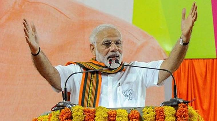 PM Modi to address two election rallies today