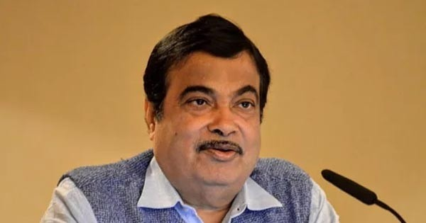 Gadkari files nomination for Nagpur Lok Sabha seat