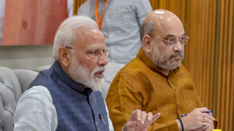 BJP to release its manifesto today