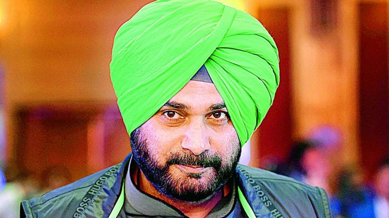 EC bans Congress leader Navjot Singh Sidhu from campaigning