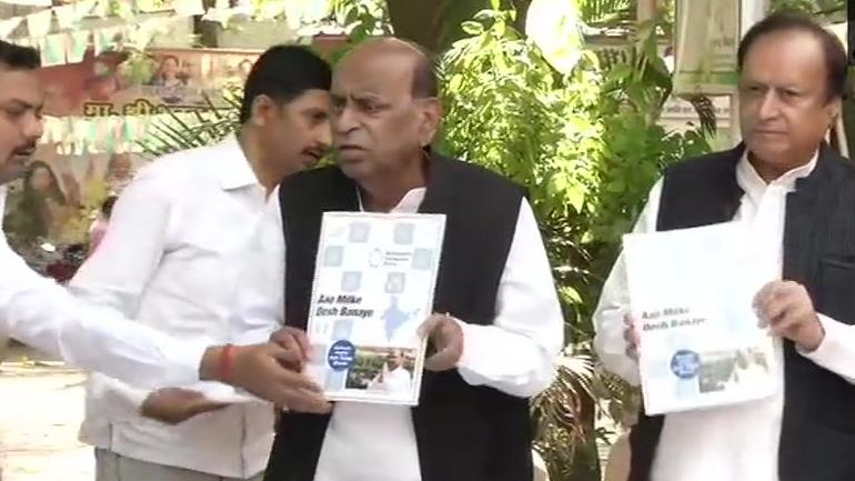 ncp-releases-manifesto-for-lok-sabha-polls