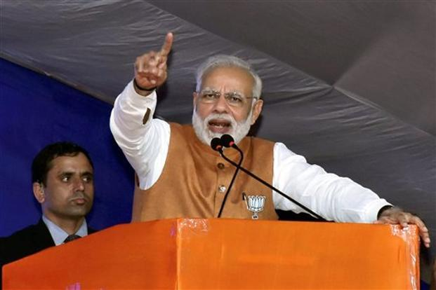 PM Modi to campaign in Gujarat today