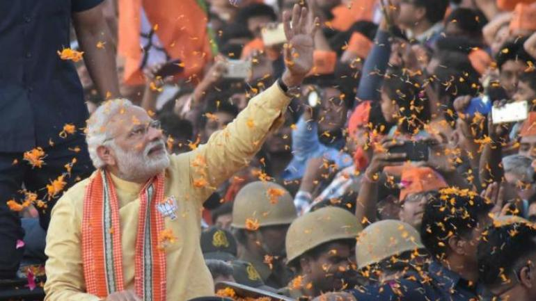 PM Narendra Modi to file nomination on April 26