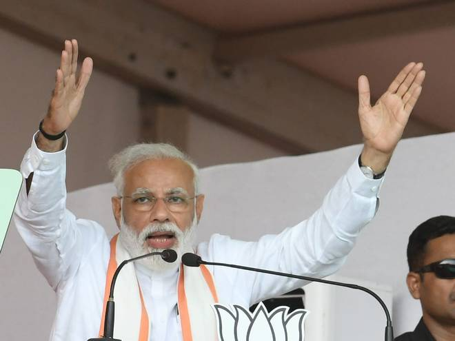 Last three phases of polls will determine scale of opposition: PM Modi