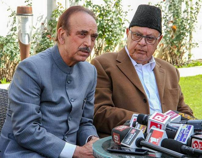 Congress & National Conference stitch alliance for polls in J&K