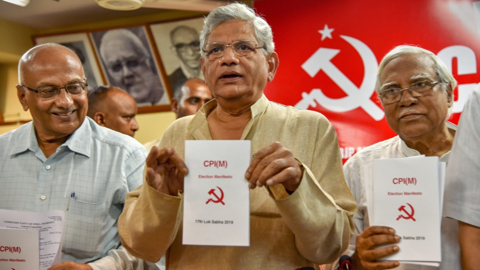 CPI(M) manifesto proposes curbing of mass surveillance