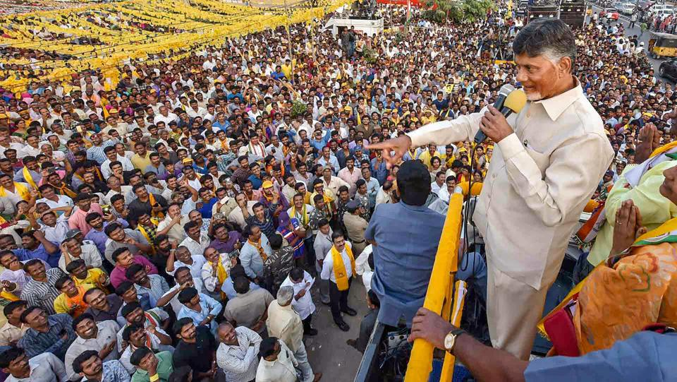 Chandrababu Naidu calls Jagan Reddy, KCR