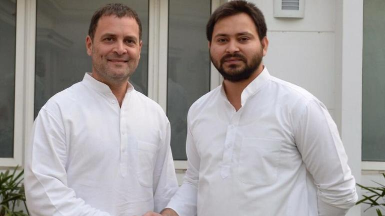 Congress, RJD finalize Lok Sabha seat sharing arrangements in Bihar