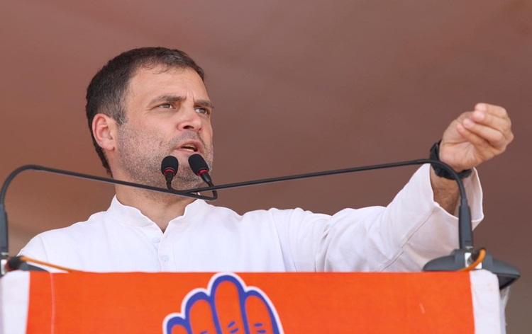 Congress will never support Citizenship Amendment Bill: Rahul Gandhi