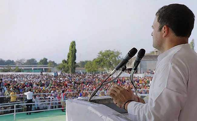 Modi failed to fulfil promises: Rahul Gandhi