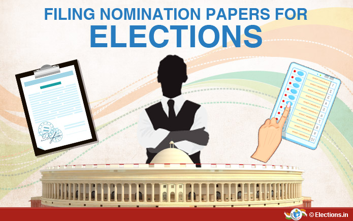 58 nominations filed so far in 17 Lok Sabha constituencies in Telangana