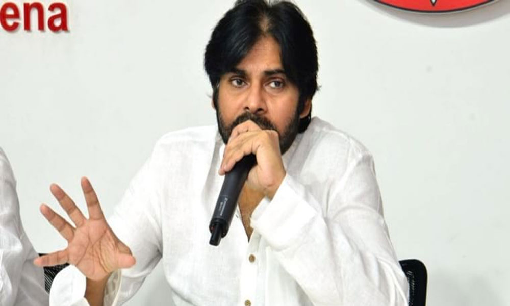 Janasena releases the final list of candidates for 2019 elections