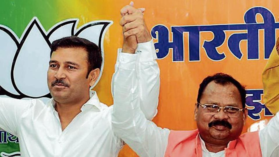 BJP, Ajsu to jointly contest LS polls in Jharkhand