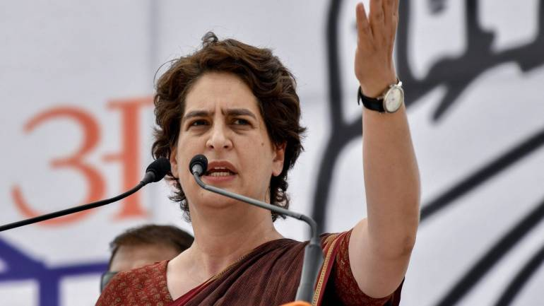 Priyanka attacks Modi, says Duryodhana too had such arrogance