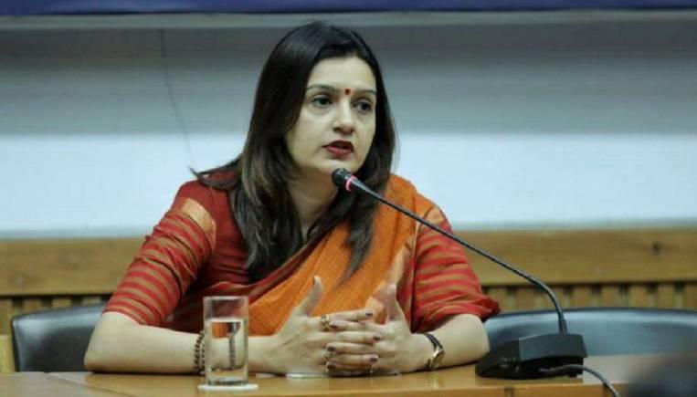 Priyanka Chaturvedi appointed Shiv Sena