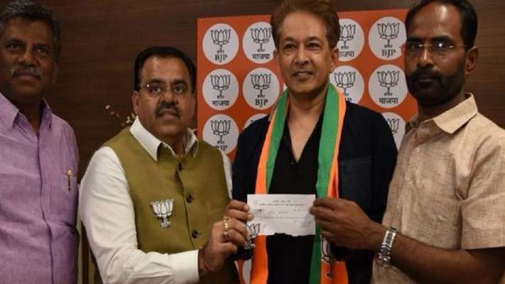 Hairstylist Jawed Habib Joins BJP