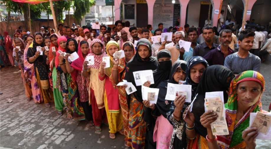 66% polling recorded for 2nd phase of LS elections