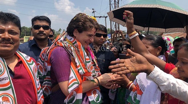 Attempt being made to destroy the Constitution: Priyanka Gandhi