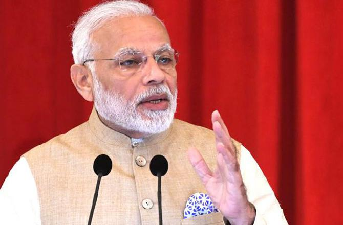 Modi to address poll rally in Wardha, Maharashtra