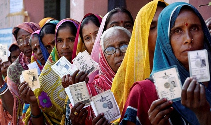 Uttar Pradesh Elections 2017 : 57.4% Voter Turnout Recorded Till 5 pm