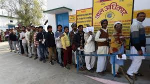 Assembly Elections 2017 Live: 52% voter turnout in UP till 3pm, 40% in Uttarakhand till 1pm