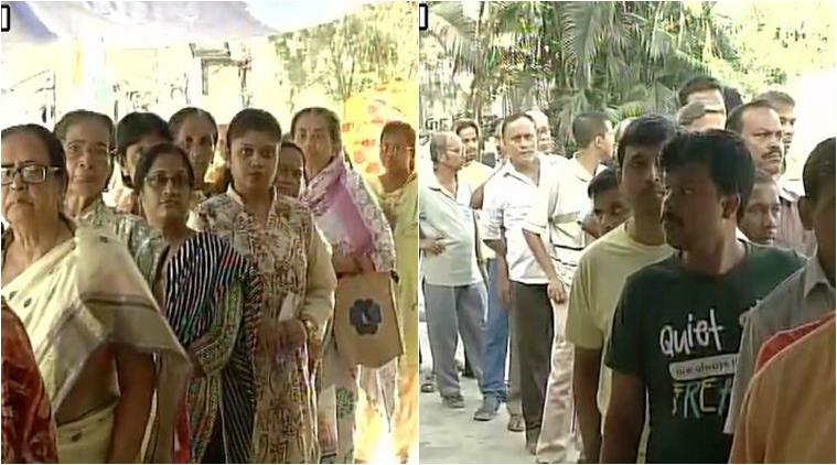 Uttar Pradesh Assembly Election 2017 : Over 40 per cent turnout till 2 pm