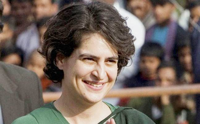 Priyanka all set to hit campaign today
