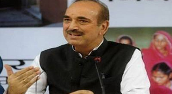 SP-Congress alliance would win over 300 seats: Ghulam Nabi Azad
