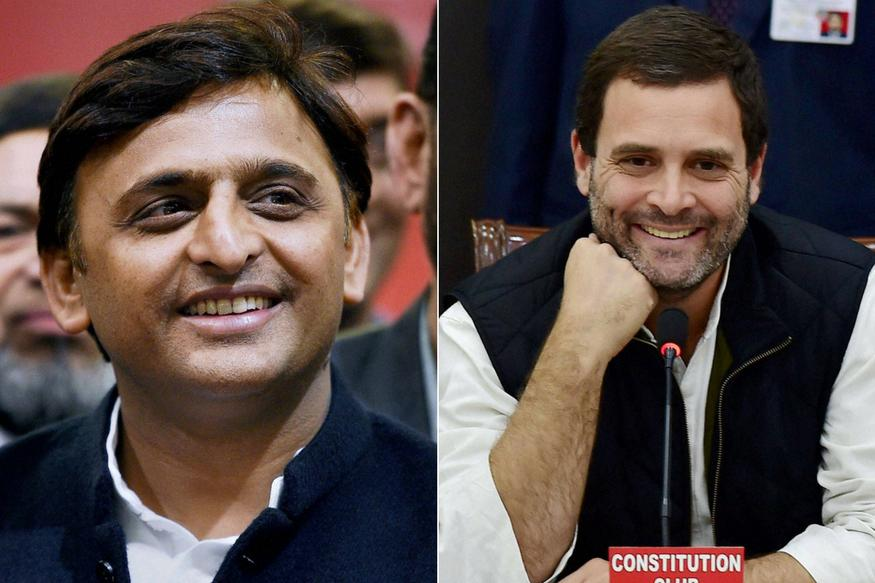 Akhilesh says alliance with Congress was due to family feud in Samajwadi Party