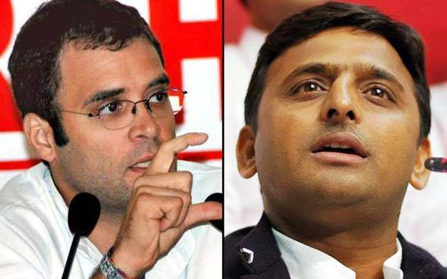 Rahul Gandhi, Akhilesh Yadav redefine Modi